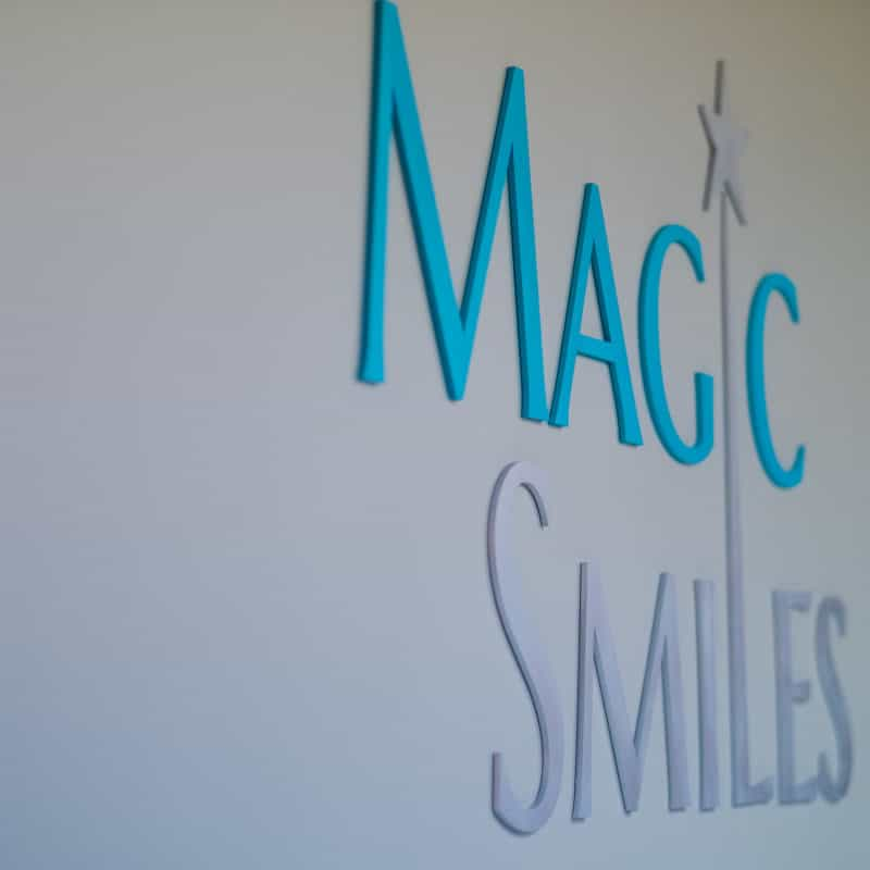 Branding Magic Smiles Dentistry 2019 El Dorado Hills California Dentist 44 800x800 - Kids' Dental Care and Services