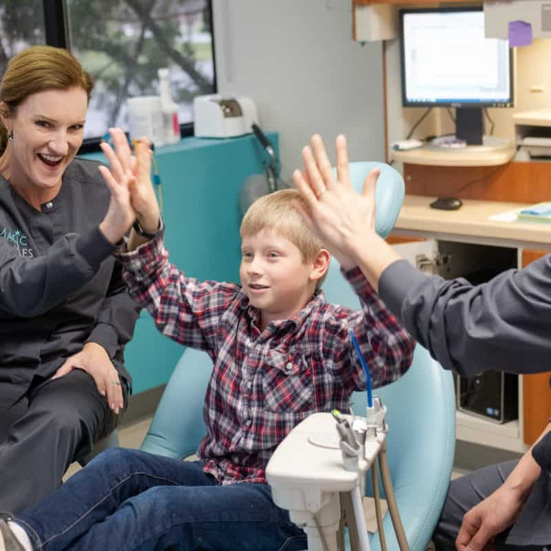 Patients Magic Smiles Dentistry 2019 El Dorado Hills California Dentist 91 1 800x800 - Kids' Dental Care and Services