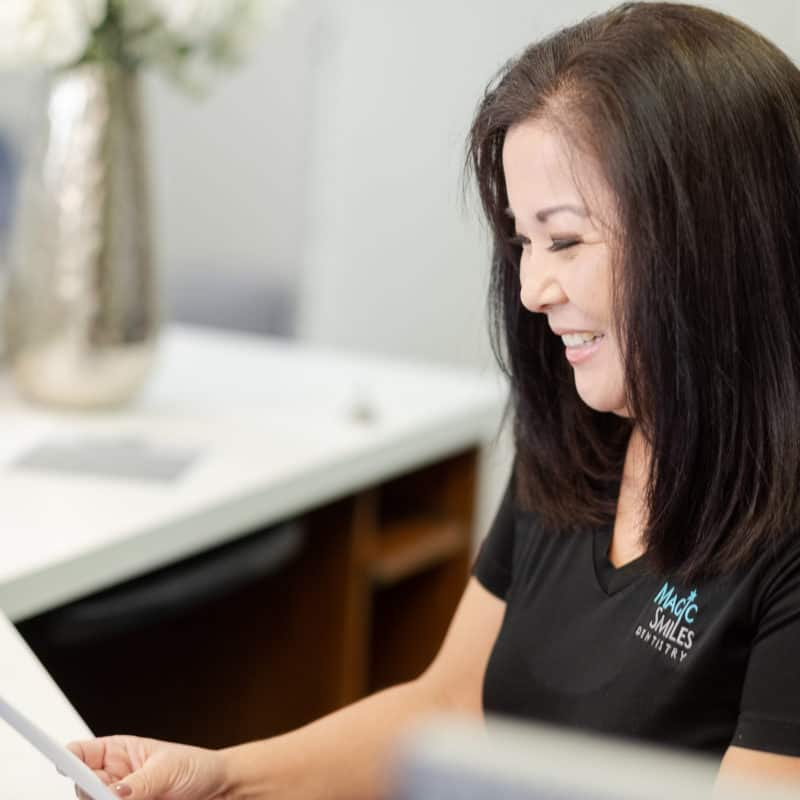 Staff Magic Smiles Dentistry 2019 El Dorado Hills California Dentist 2 800x800 - Common Dental Questions