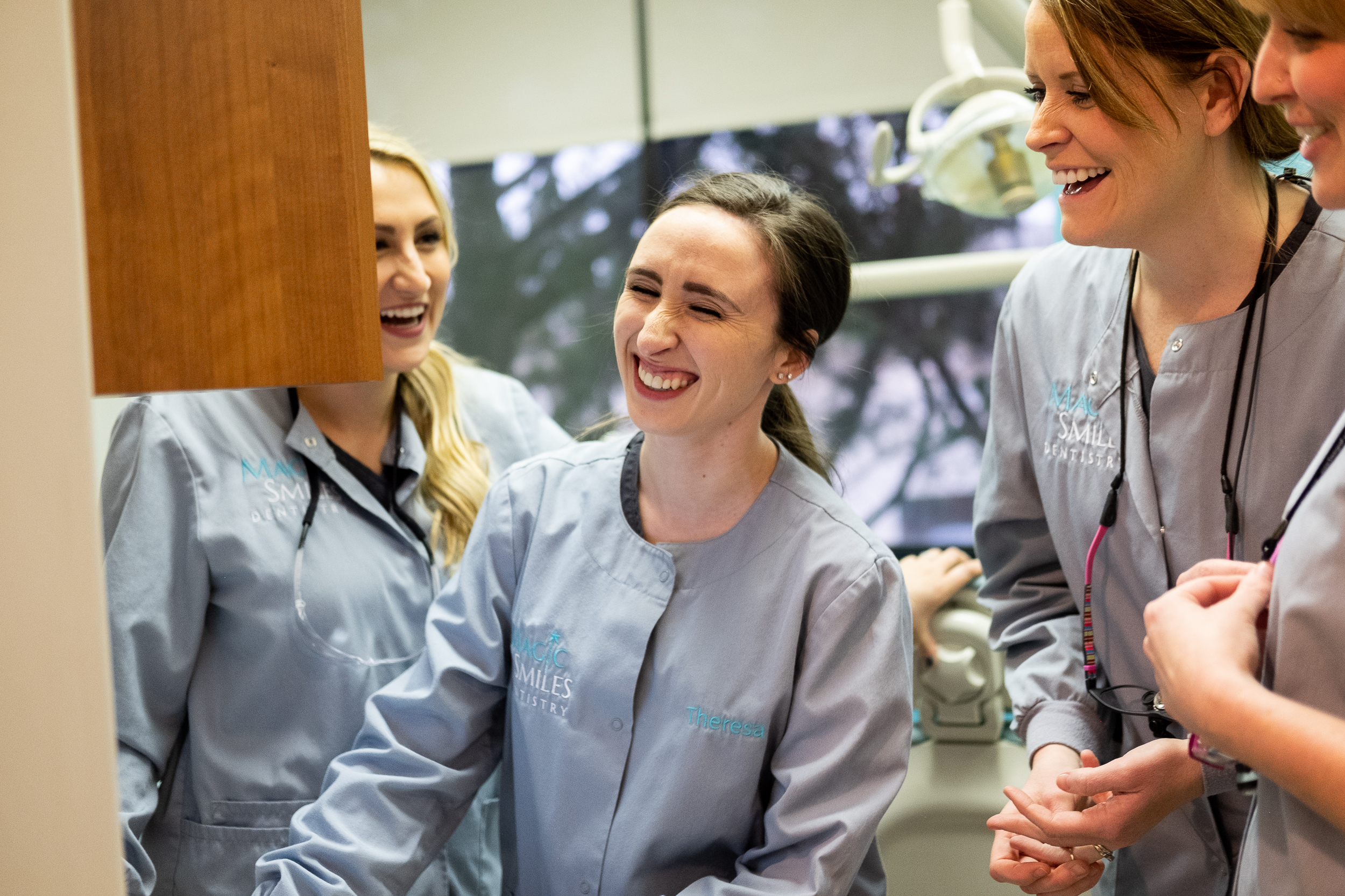 Staff Magic Smiles Dentistry 2019 El Dorado Hills California Dentist 48 - Unique, Focused Care for Kids — Whatever Their Individual Needs Are